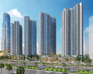 Dự án căn hộ Eco Green Sài Gòn – Phú Mỹ Hưng, Quận 7