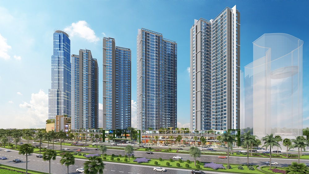 Dự án căn hộ Eco Green Phú Mỹ Hưng,Quận 7
