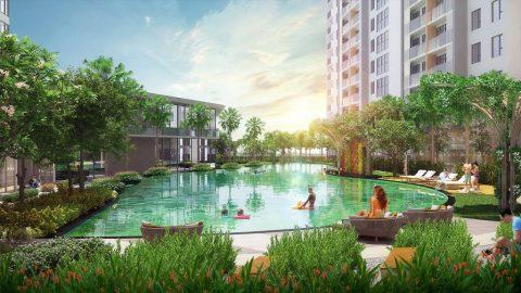 Dự án khu biệt thự Venita Park Khang Điền