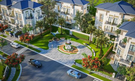 Dự án nhà phố Verosa Park Khang Điền quận 9