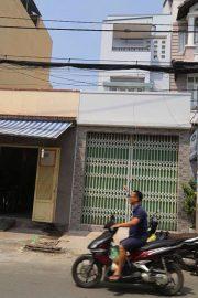 Bán nhà tại Phú Lâm B, Q. 6, TP. HCM